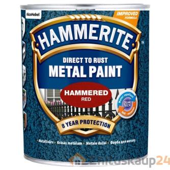 Hammerite_Hammered_Red_750ml