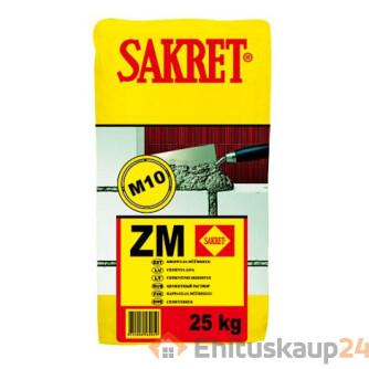 Müüri/krohvisegu Sakret ZM 25kg