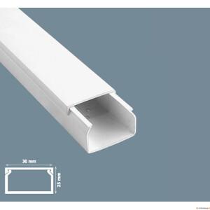 Karbik 30x20mm valge 2m