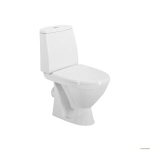 WC-pott Colombo Lotos Basic, 3/6 L, 90°
