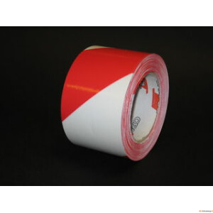 Ohulint 500mx70mm valge-punane [12]
