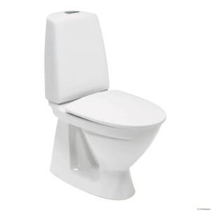 WC pott Ifö Sign kahesüsteemne 6860 alla,istmeta