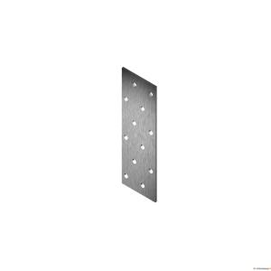 Naelutusplaat 120x40x2,0 ZN