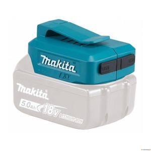 Aku adapter Makita SEBADP05 18V Aku-USB (2x)