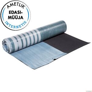 Bituumen katusekate Kerabit Dual 1,1x8m (iseliimuv)