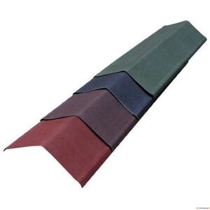 Onduline harjaprofiil 1000x500mm pruun