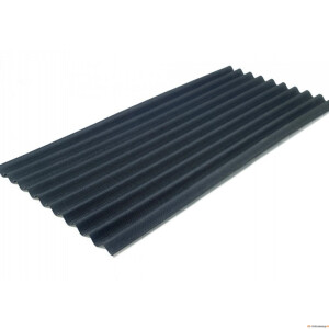 Onduline katuseplaat  2000x950mm, must