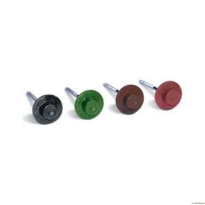 Onduline nael pvc peaga 3.5x65mm roheline [400 tk/pk]