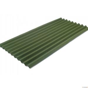 Onduline katuseplaat  2000x950mm, roheline