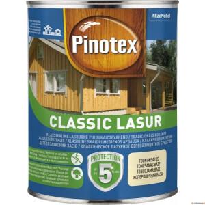 PINOTEX CLASSIC LASUR TEAK 1L