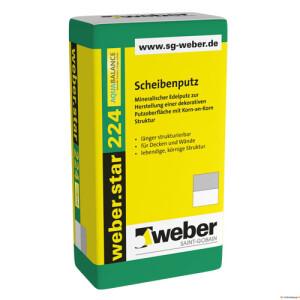 Weber.star 224 AquaBalance dekoratiivkrohv 1,5 mm K