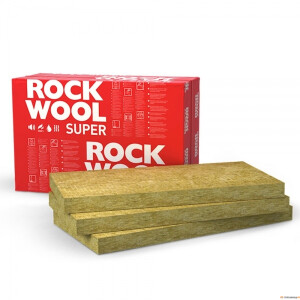 ! ROCKWOOL SUPERROCK 150x565x1000 2,83m²/pakis