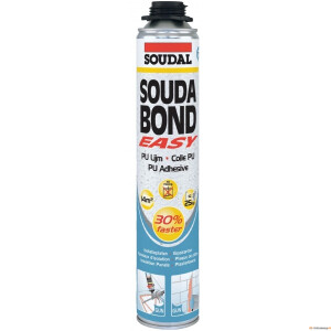 SOUDAL SOUDABOND EASY GUN 750ml [12]