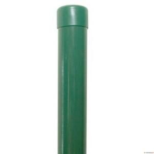 Aiapost ümar 38x2500mm PVC RAL6005