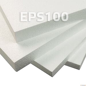 EPS100 50x1000x1200 12m²/0,6m³/pakis