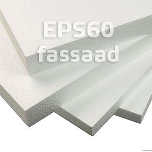 EPS60 Fassaad  50X600X1000 7,2m2/pk  0,36m3