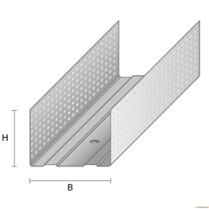 Põranda- ja laevöö 95/30 3,0m Favor