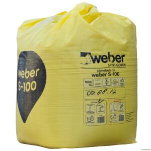 ! Kuivbetoon Weber S-100 1T