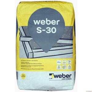Kuivbetoon Weber S-30 25kg [48]