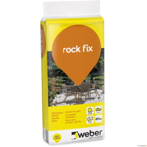 weber rock fix 20kg