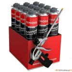 ! Kastiga Liimvaht isolatsiooniplaatidele FixFoam 877 Penosil 750ml/12tk kastis