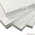 EPS100 100x1000x1200 6m²/0,6m³/pakis