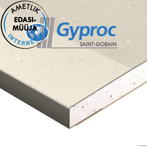 Kipsplaat Gyproc GN13 12,5x1200x2500
