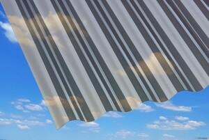PVC Laineplaat Sinus 76/18 900x2000mm pronks