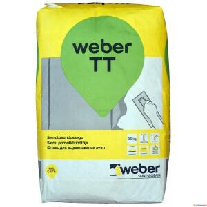 Tasanduspahtel Weber TT 25kg [48]