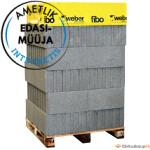 Fibo plokk 3/200 EFEKT tapiga täisalusena, 80 tk/alusel