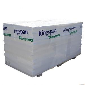 Täisalusega Kingspan Therma TP10 (SPU AL) 100 mm 1200x2400 12tk/alusel