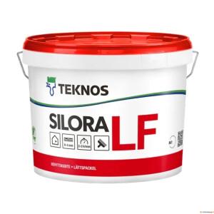 SILORA LF üldkergpahtel 10L helehall Teknos
