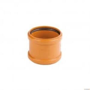 Kan.remondimuhv 110 vk Wavin oranž  PVC (EN1401)