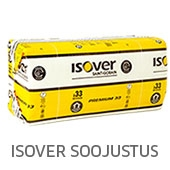 Isover soojustus