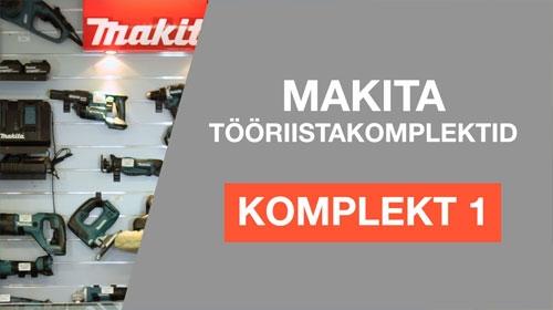 Makita combokit 1