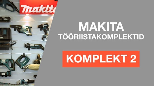 Makita combokit 2