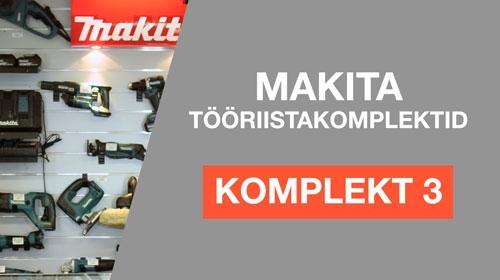 Makita combokit 3